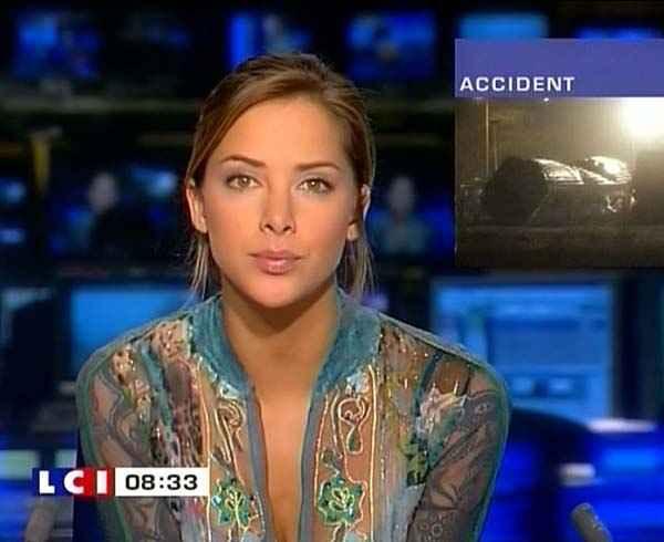 Most Beautiful News Anchor Women